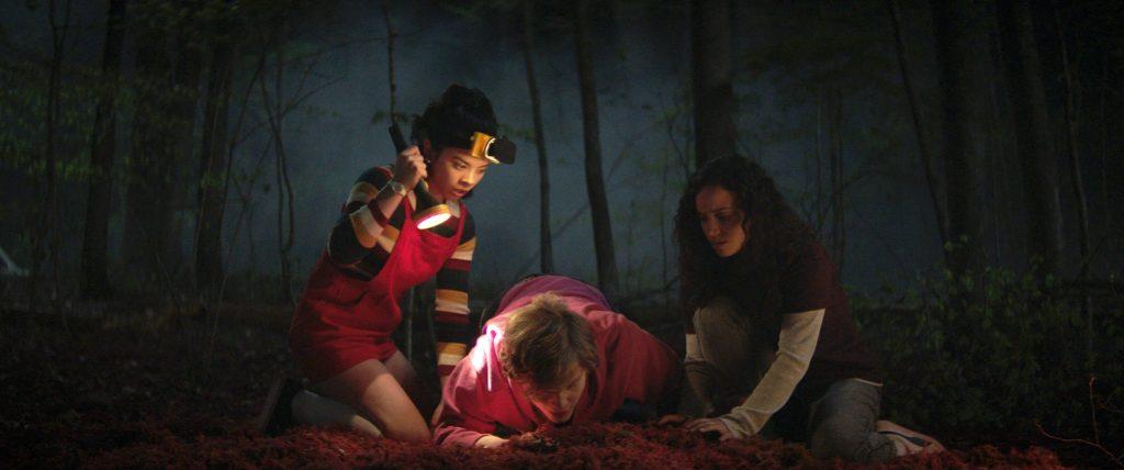 1994 - Kate, Simon en Deena