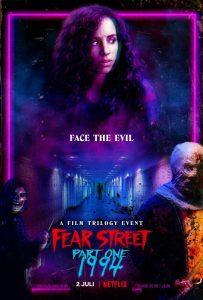 Fear Street Part 1: 1994 - Poster