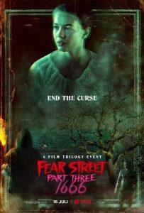 Fear Street Part 3: 1666 - Poster