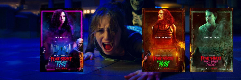 Fear Street trilogie recensie - Modern Myths
