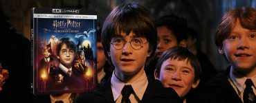 Harry Potter en de Steen der Wijzen 4K UHD winactie – Modern Myths