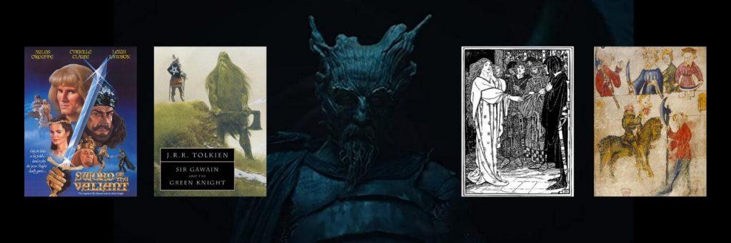 Heer Gawain en de Groene Ridder – Modern Myths