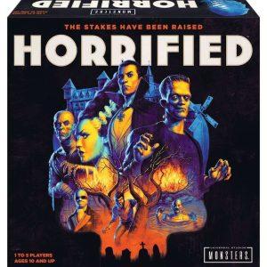 Horrified bordspel - packshot
