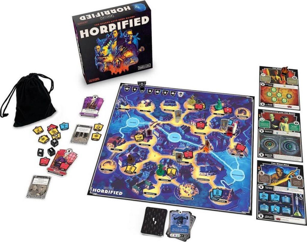 Horrified recensie - speloverzicht