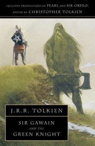 Heer Gawain en de Groene Ridder – J.R.R. Tolkien - Sir Gawain and the Green Knight - pocket