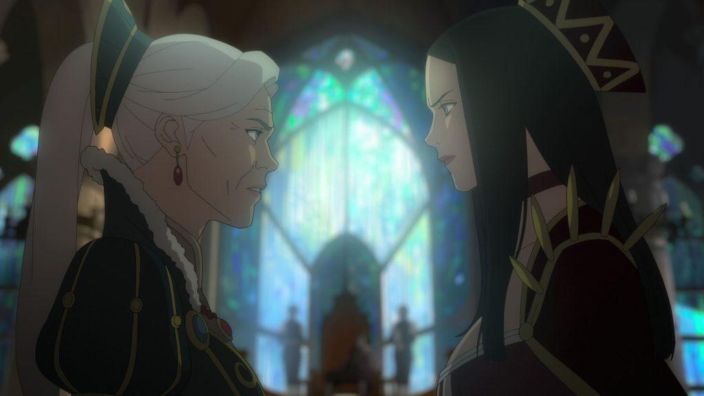 Lady Zerbst versus Tetra