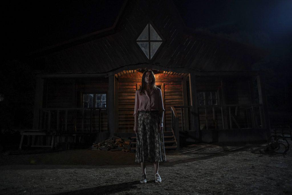 Matilda Anna Ingrid Lutz in A Classic Horror Story