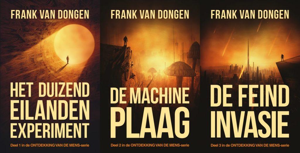 Modern Myths Nieuws 2021: Week 33 - 34 - Ontdekking van de mens - Frank van Dongen