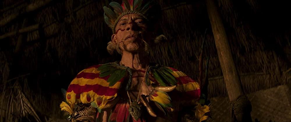 Pedro Lopez in Jungle Cruise