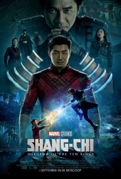Shang-Chi recensie - Poster