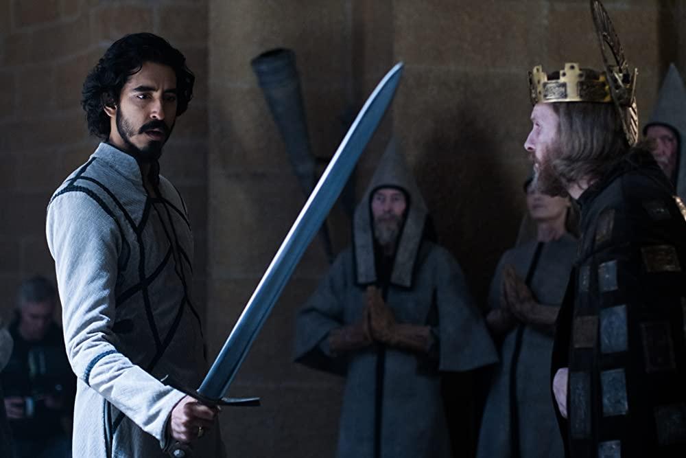 Sir Gawain en Excalibur