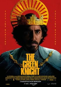 The Green Knight recensie - poster