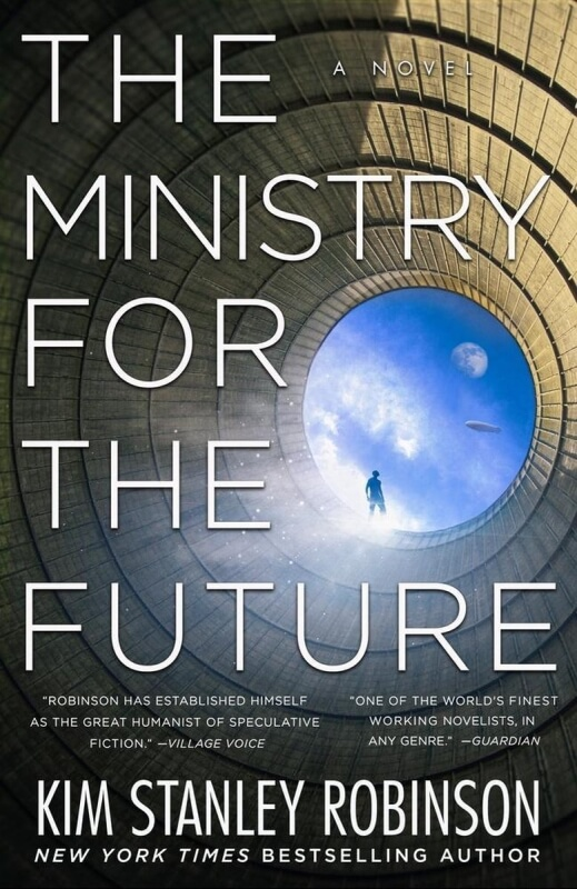 Top 5 Klimaatverandering verhalen - The Ministry for the Future - Kim Stanley Robinson