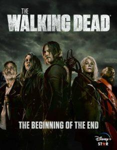 The Walking Dead seizoen 11 recensie - Poster