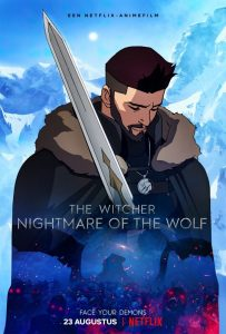 The Witcher: Nightmare of the Wolf recensie – Poster