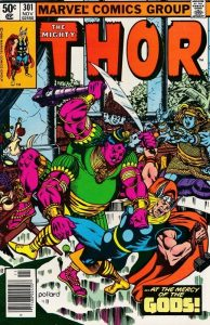Thor #301 - Ta-Lo