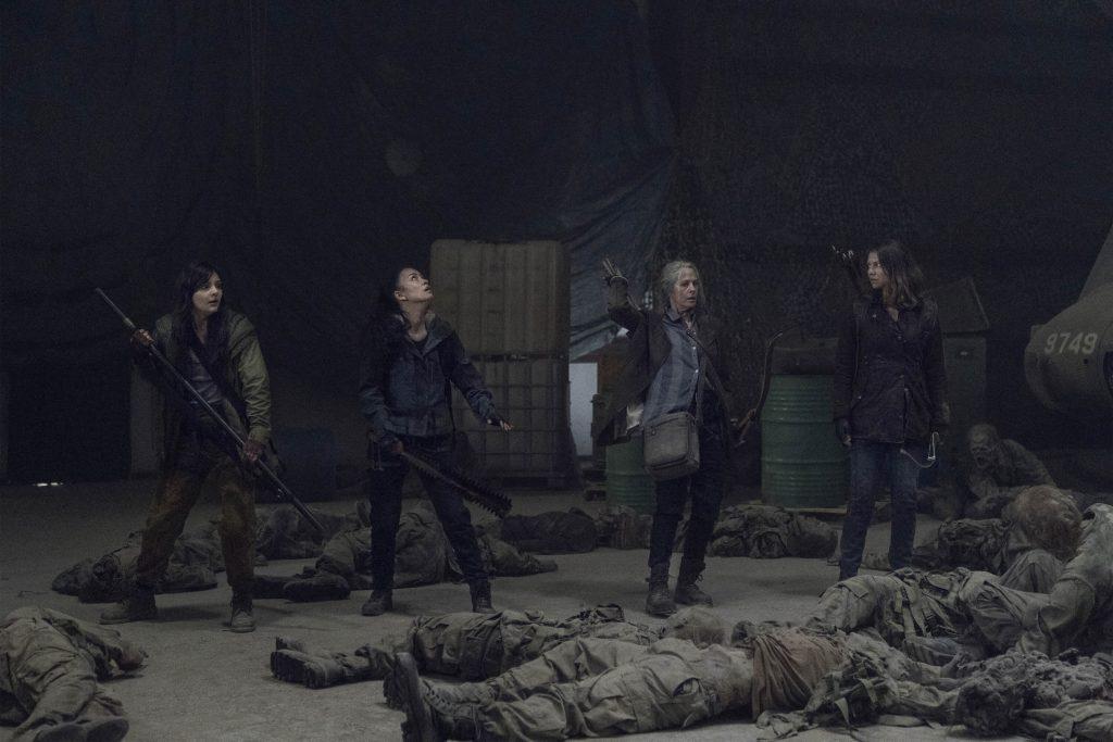 Wie overleeft er in The Walking Dead seizoen 11?