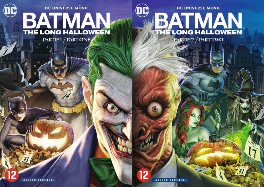 Batman: The Long Halloween Part 1 en 2 banner