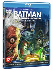 Batman: The Long Halloween Part Two recensie - blu-ray packshot