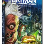 Batman: The Long Halloween Part Two recensie - dvd packshot