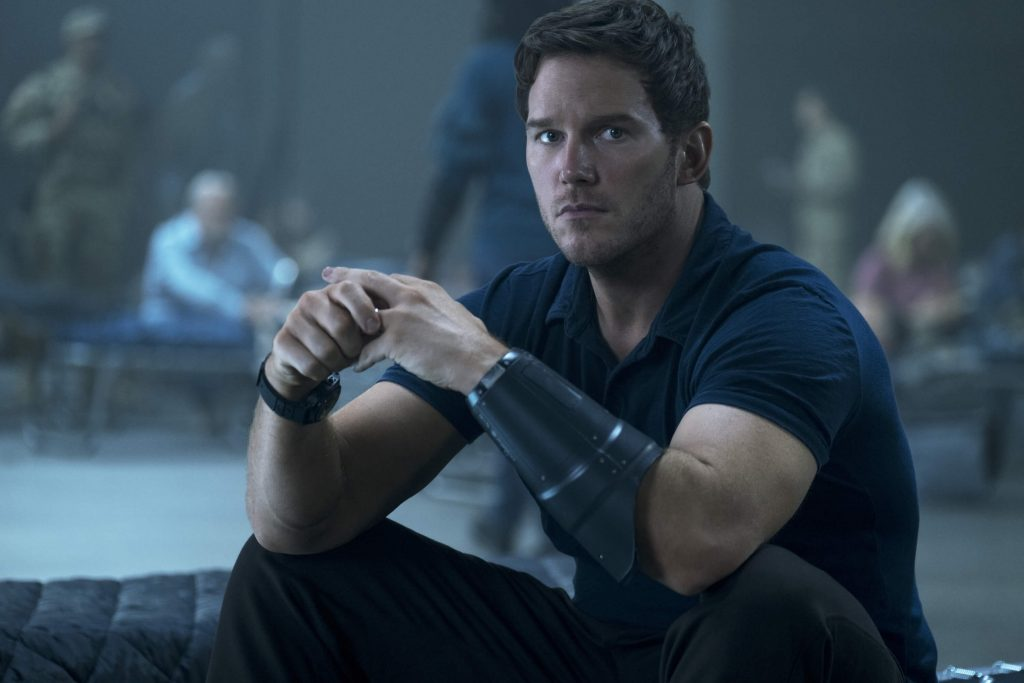 Chris Pratt als Dan Forester