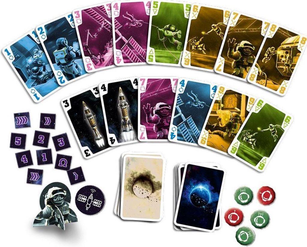 De 9e planeet speelkaarten
