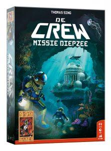 De Crew: Missie Diepzee packshot