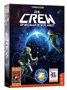 De Crew: Op weg naar de 9e planeet packshot