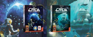 De Crew recensie - Modern Myths