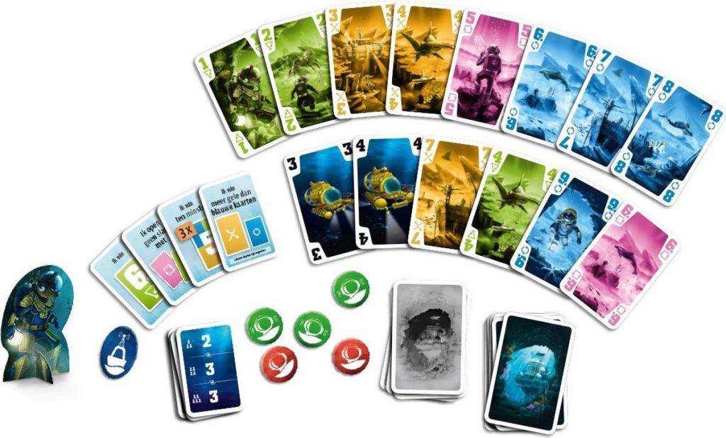 Diepzee speelkaarten