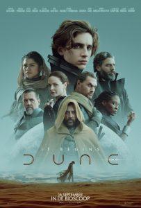 Dune recensie - Poster