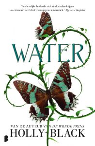 Faerie 1: Water - Holly Black cover