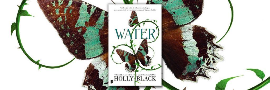 Holly Black recensie - Modern Myths banner