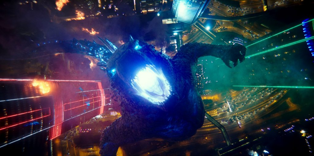 Godzilla is de King of the Monsters