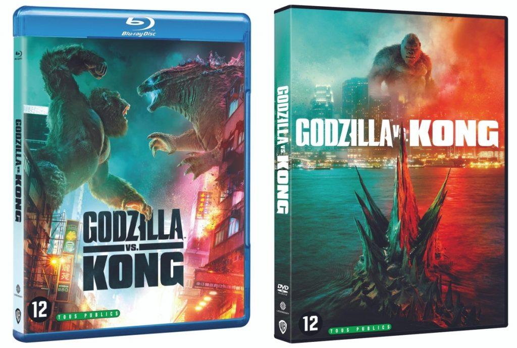 Godzilla vs Kong winactie - Prijzen