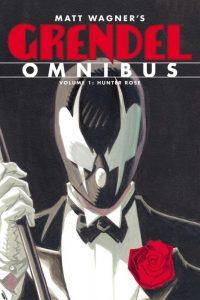 Modern Myths Nieuws 2021: Week 37 - 38: Grendel omnibus volume 1 Hunter Rose