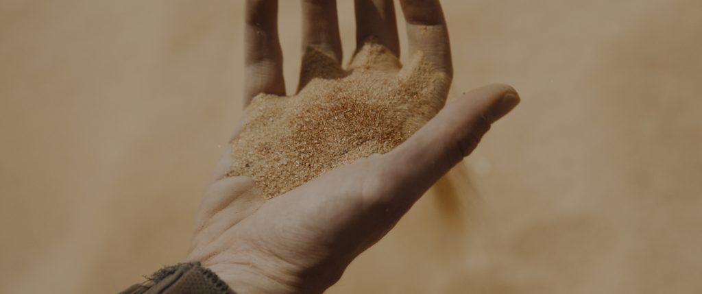 Het zand van Arrakis - Dune