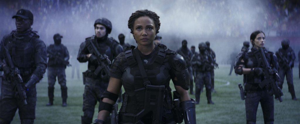 Jasmine Mathews als Lt. Hart