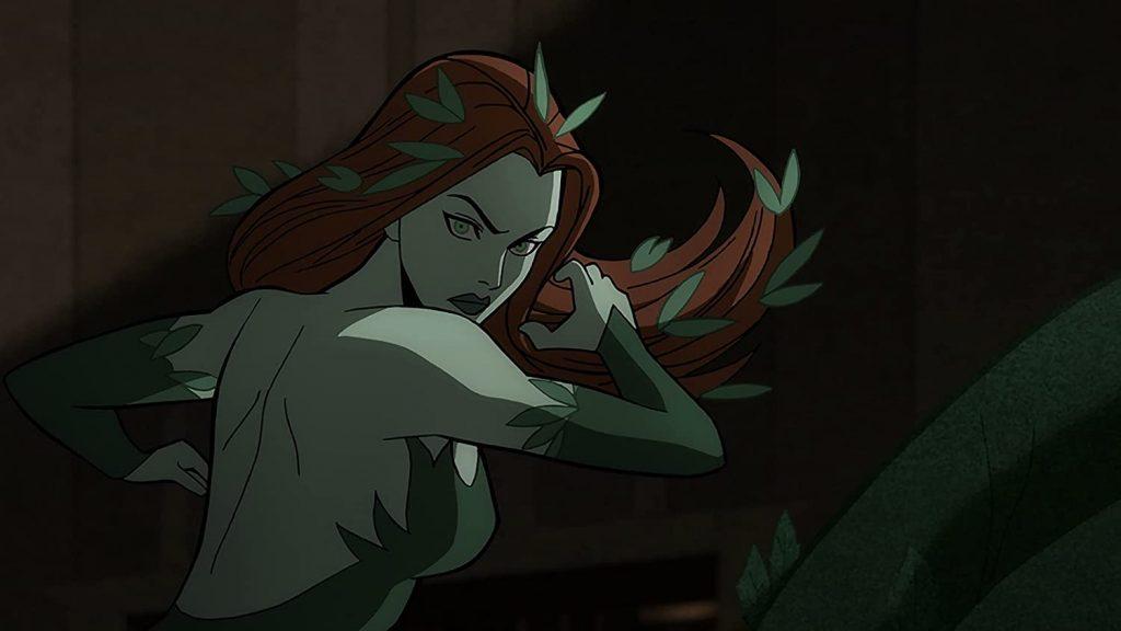 Katee Sackhoff als Poison Ivy