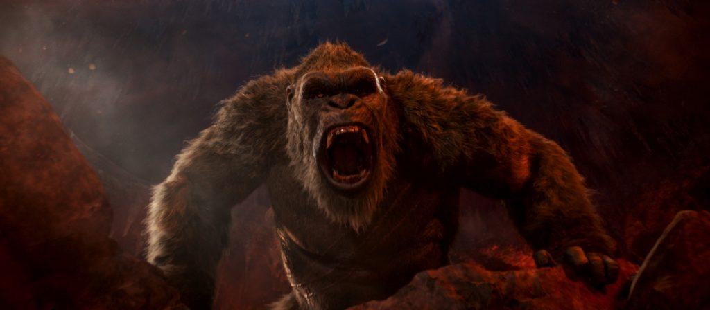 Kong als alpha