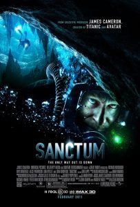 Sanctum - poster