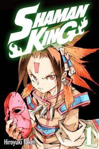 Shaman King Vol 1