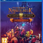 The Dungeon of Naheulbeuk: The Amulet of Chaos - PlayStation4 packshot