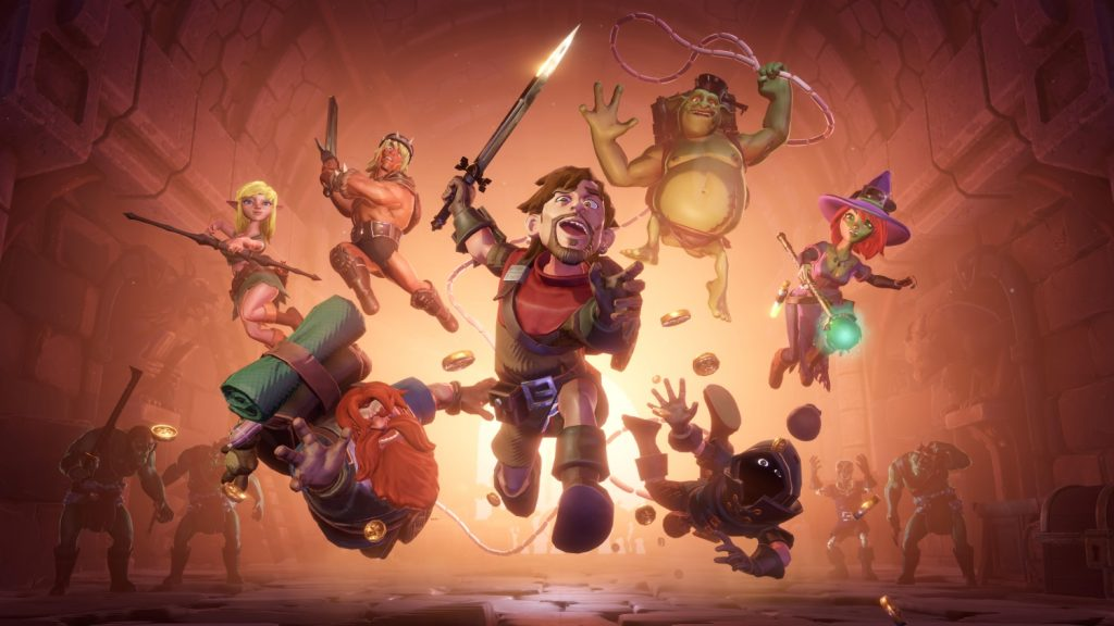The Dungeon of Naheulbeuk: The Amulet of Chaos recensie - Banner