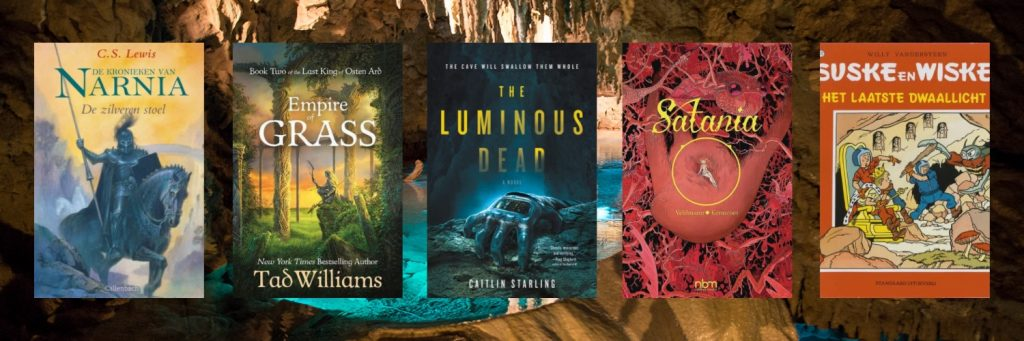Top 5 Grotten in sciencefiction en fantasy – Johan Klein Haneveld