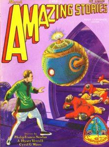 Amazing Stories - Buck Rogers 1929