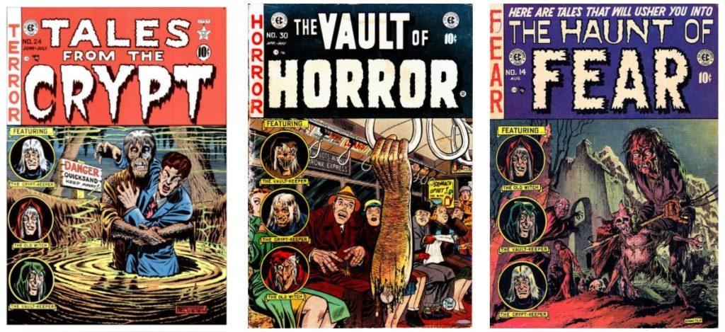 EC Comics titels