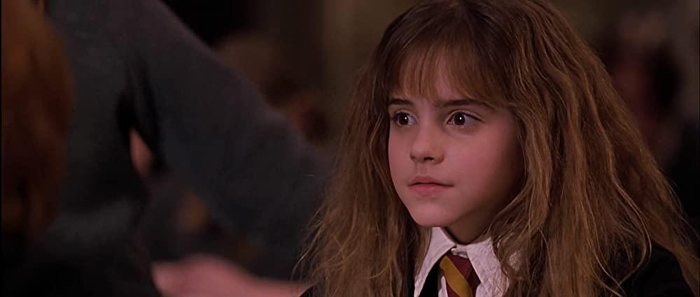 Emma Watson als Hermione Granger