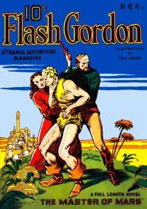 Sciencefiction en het stripverhaal - Flash Gordon - Strange Adventures 1936
