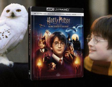 Harry Potter 4K UHD recensie - Modern Myths